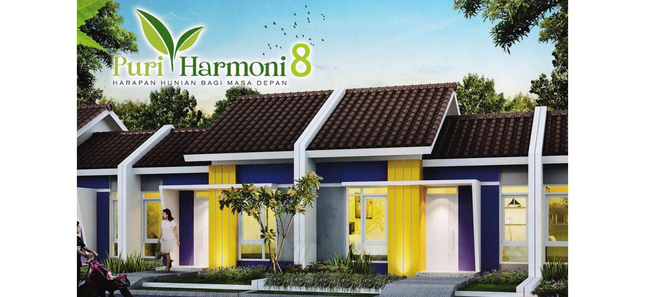Residensial Puri Harmoni 8 Tipe 26/60 di Bogor
