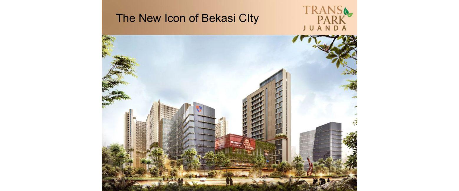 Residensial TransPark Juanda di Bekasi