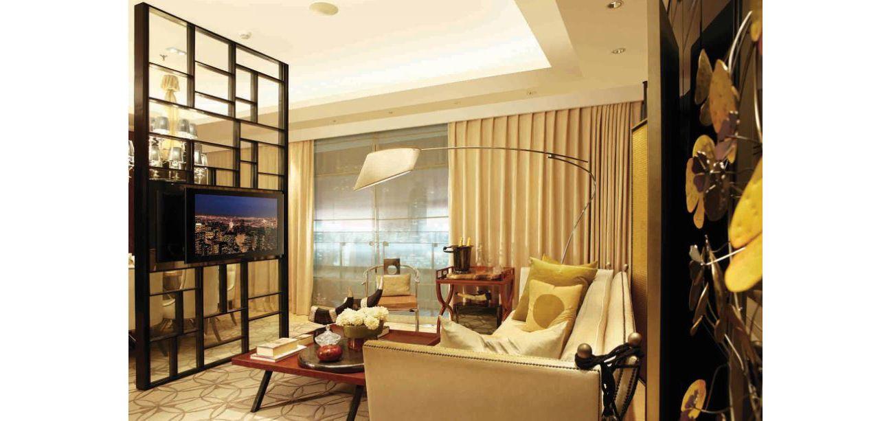Residensial Ambassador Suite Tower - St. Moritz di Jakarta Barat
