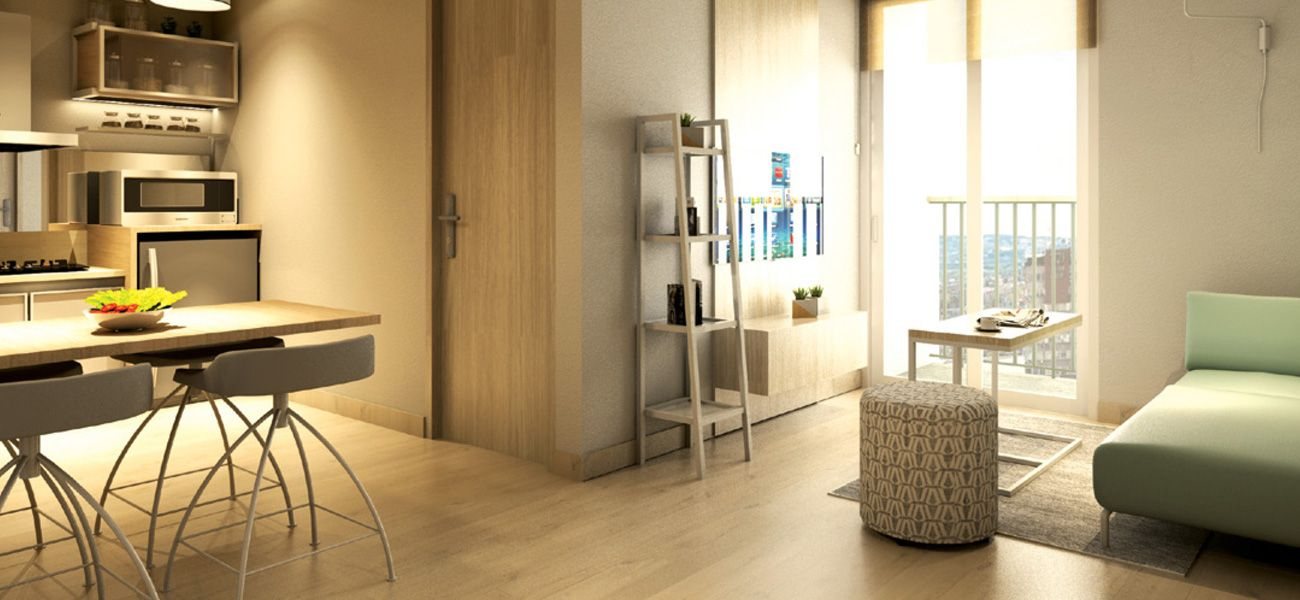 Residensial U District Apartment di Bandung