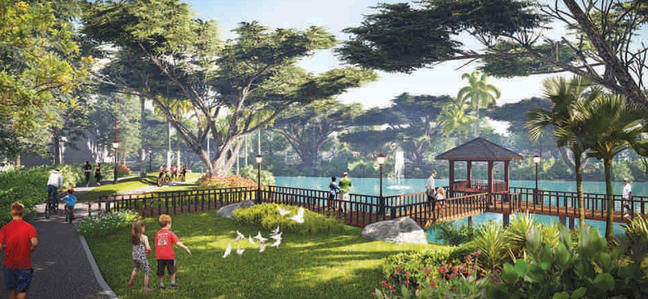 Residensial Alindra at Kota Harapan Indah di Bekasi
