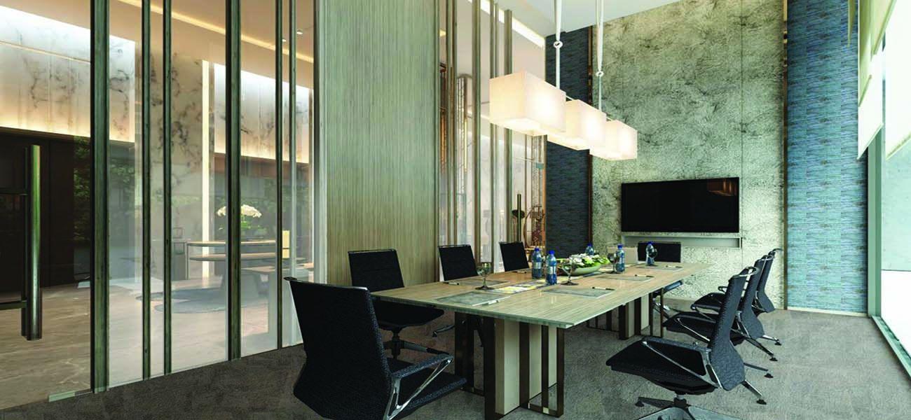 Apartment Sudirman Suites di Makassar