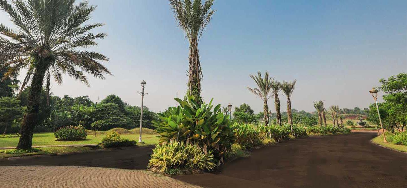Residensial The Bay Ciputat di Tangerang Selatan