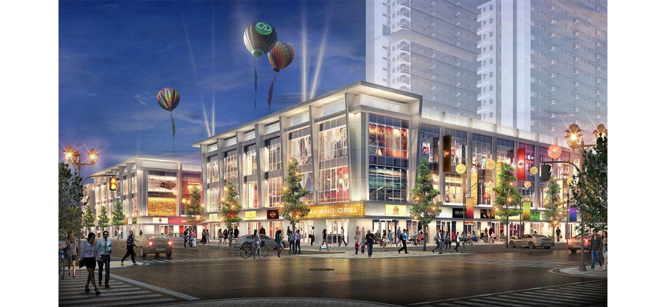 Komersial PIK 2 - Rukan Shibuya di Jakarta Utara
