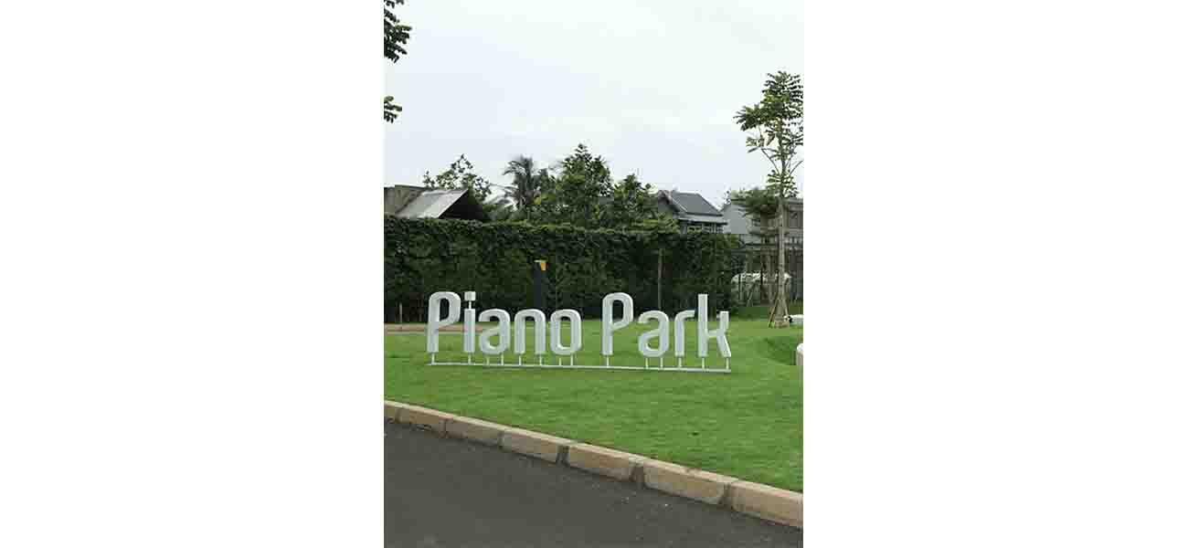 Residensial Bintaro Parkview di Jakarta Selatan