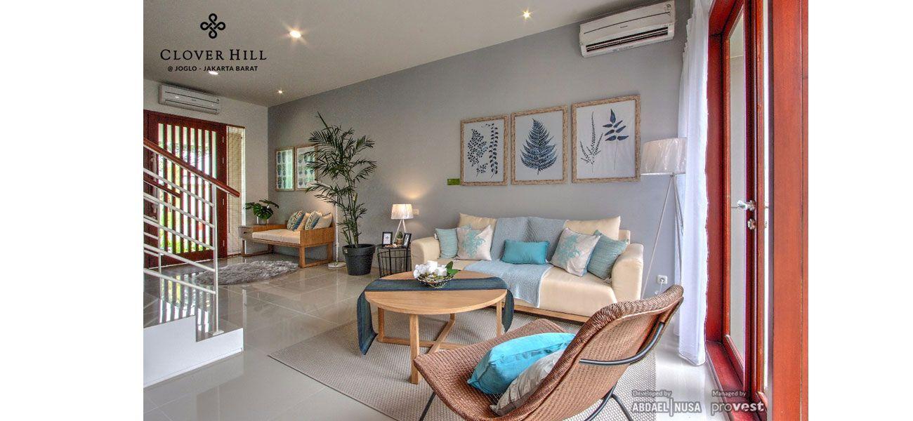 Residensial Clover Hill di Jakarta Barat