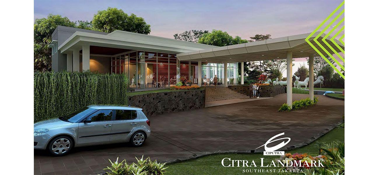 Residensial Citra Landmark di Jakarta Timur