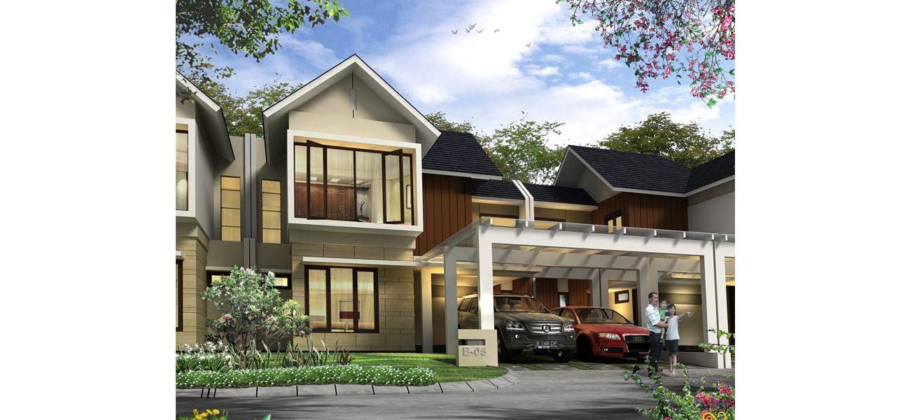 Residensial Pasadena at Kota Deltamas di Bekasi