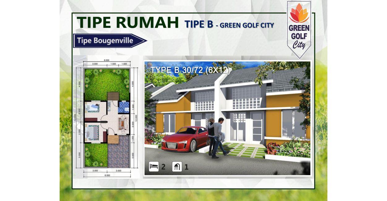 Green Golf City Tipe B
