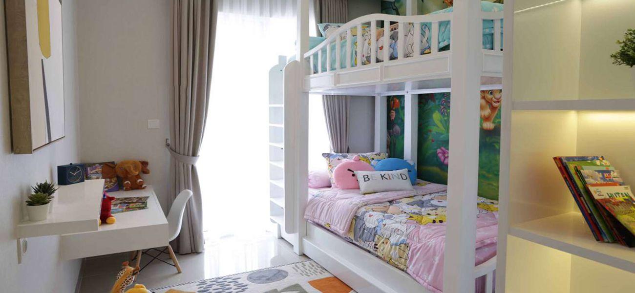 Residensial Paramount Land Alma Tipe L10 di Tangerang