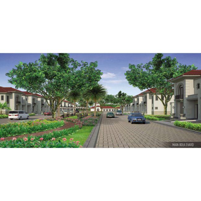 Residensial & Komersial GKIC - Grand Victorian 2 Tipe Beverly di Manado