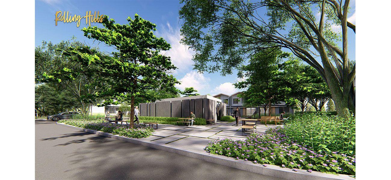 Residensial Rolling Hills di Karawang