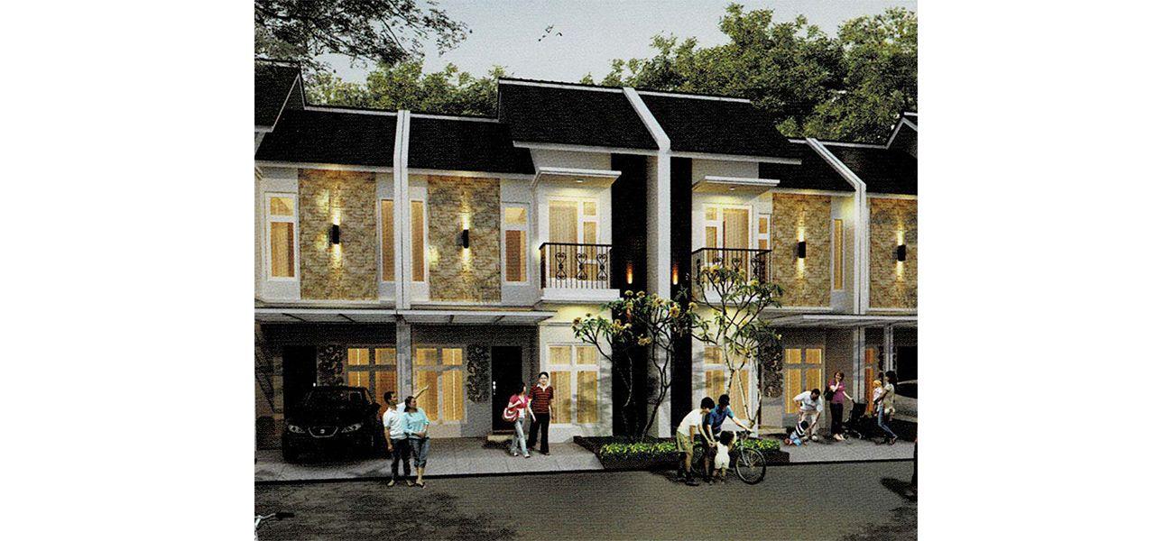 Residensial & Komersial Aryana Karawaci Tipe Flora Balcony di Tangerang