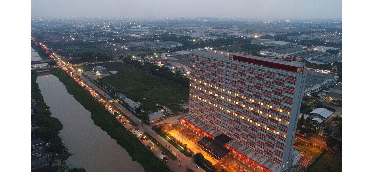 Residensial Riverview Residence di Bekasi