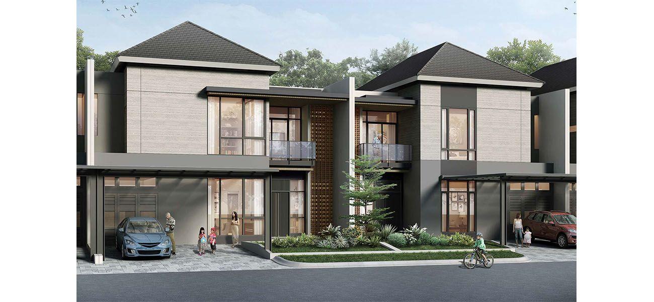 Residensial Summarecon Bandung di Bandung