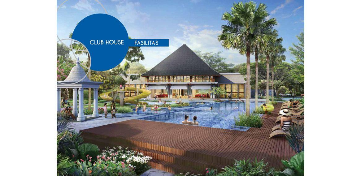 Residensial Citraland Cibubur Tipe Aphandra 1 di Bogor