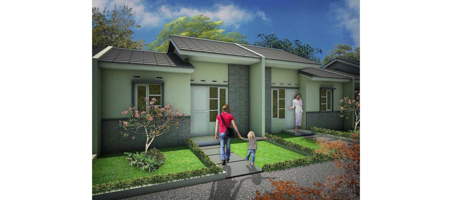 Residensial + Komersial Griya Indah Cikampek Tipe Subsidi di Karawang