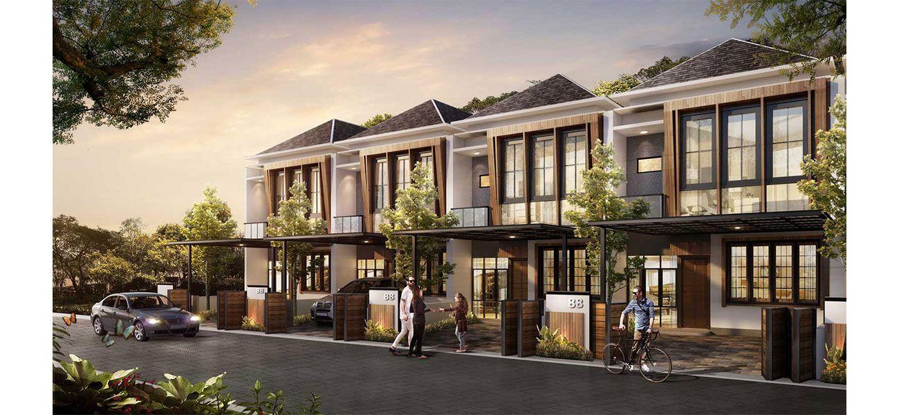 Residensial Metland Puri di Tangerang