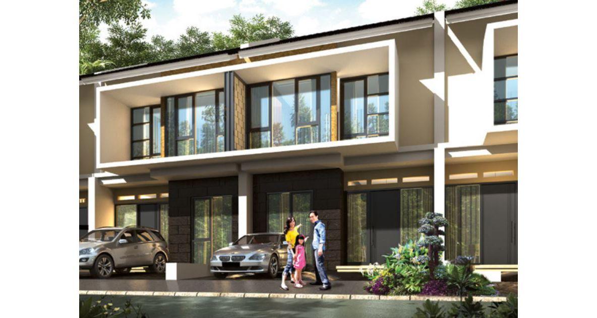 Residensial Vinus 88 Residence di Tangerang Selatan
