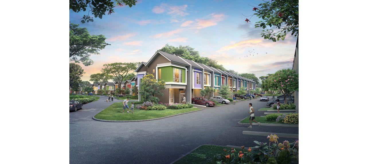 Residensial Cluster Martinez Tipe 5x10,5 di Tangerang