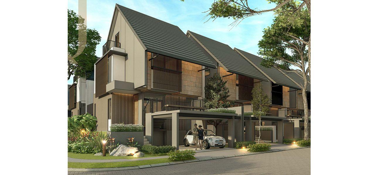 Residensial BSD City - Quantis Signature Tipe 8 di Tangerang