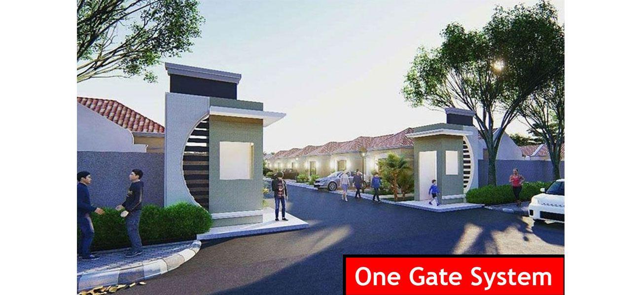 Residensial Tenjo City di Bogor