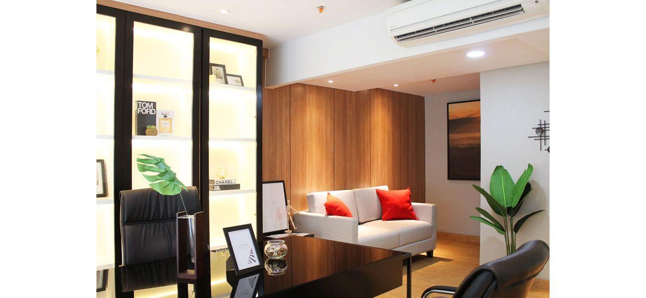 Residensial & Komersial Tipe Maple – Soho Pancoran di Jakarta Selatan