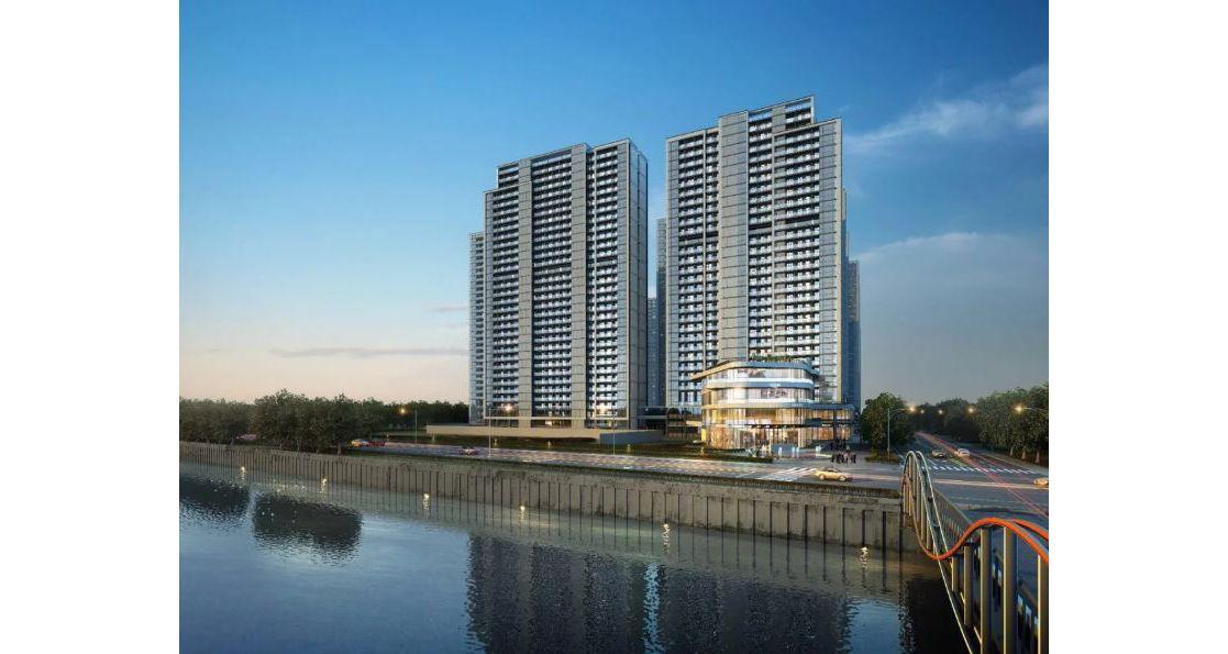 Residensial Daan Mogot City di Jakarta Barat