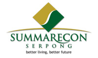 Logo SUMMARECON SERPONG